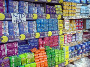 Sanitary Napkin Brands