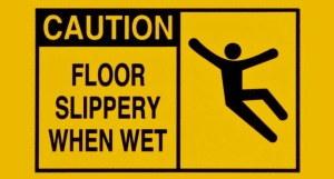 Wet Floors