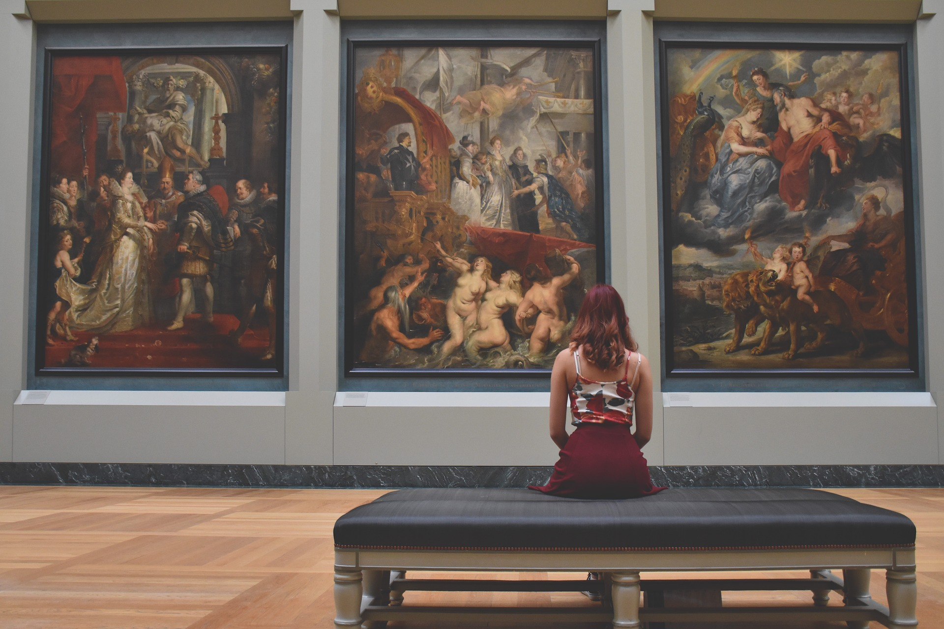clean art museum